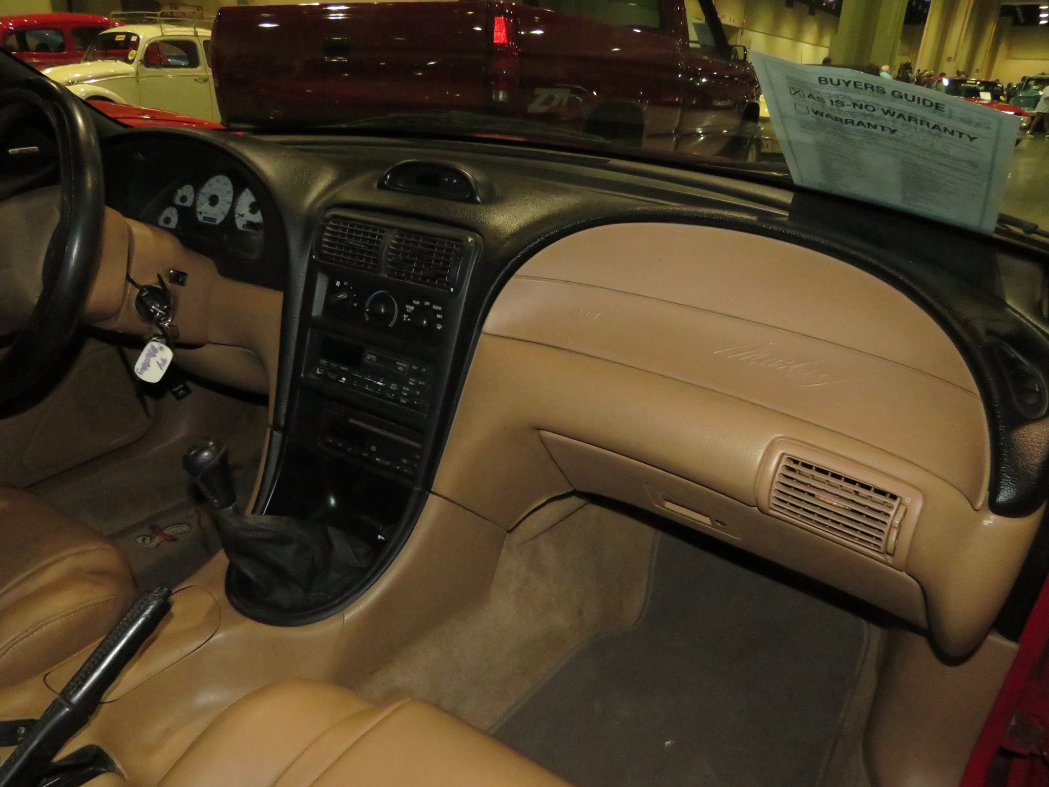6th Image of a 1994 FORD MUSTANG GT