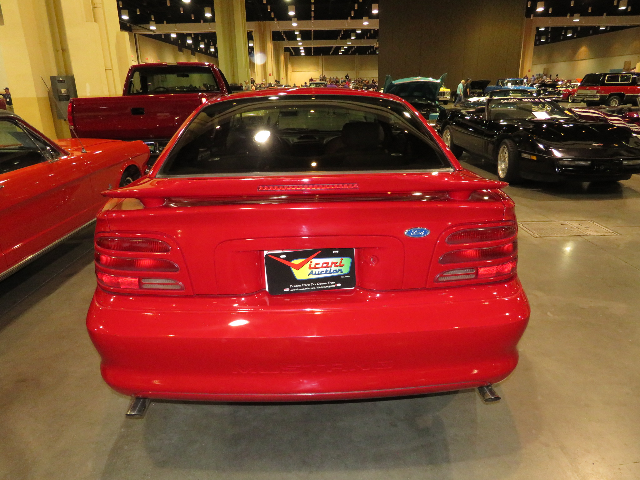 11th Image of a 1994 FORD MUSTANG GT