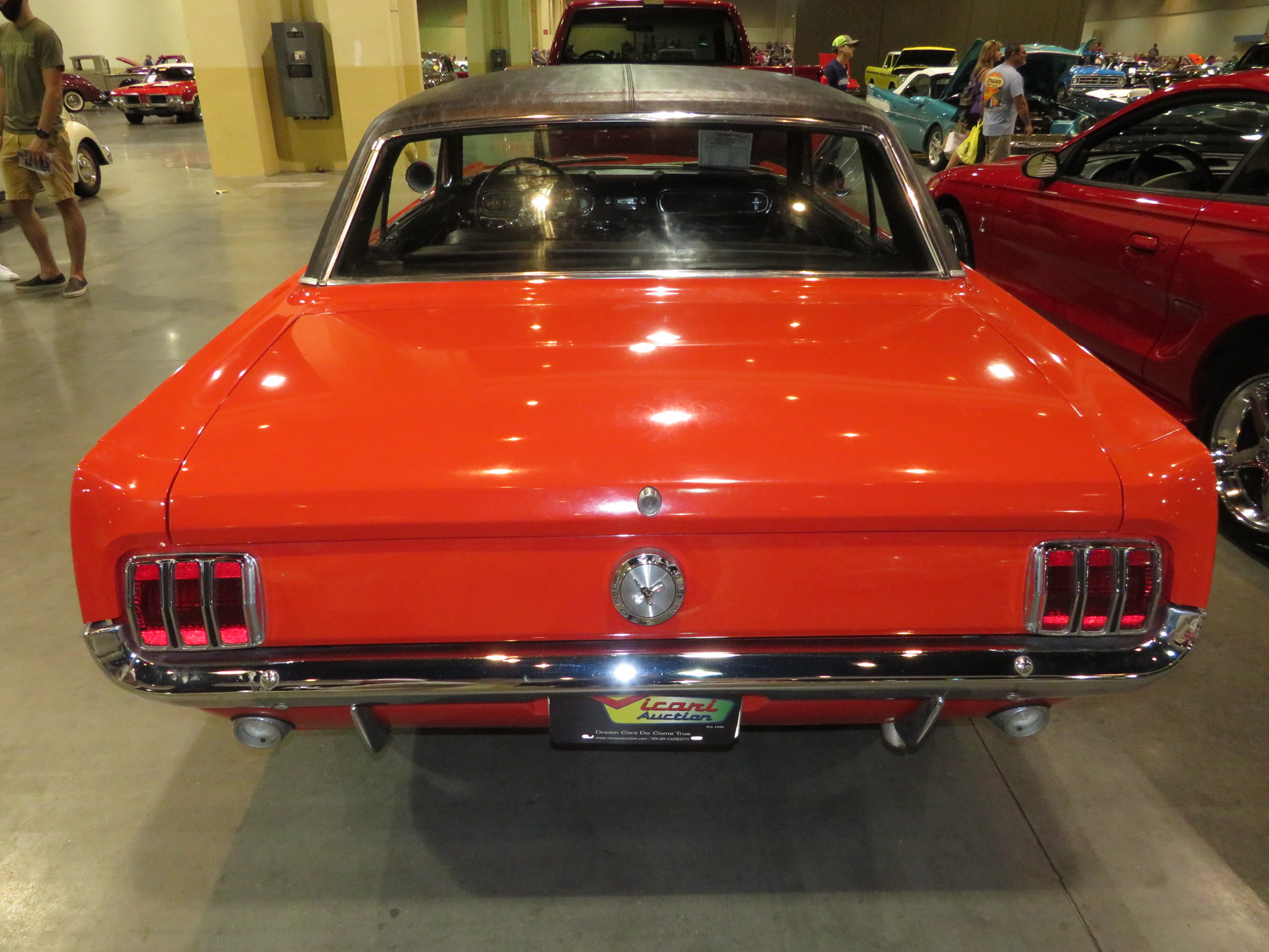 9th Image of a 1966 FORD MUSTANG