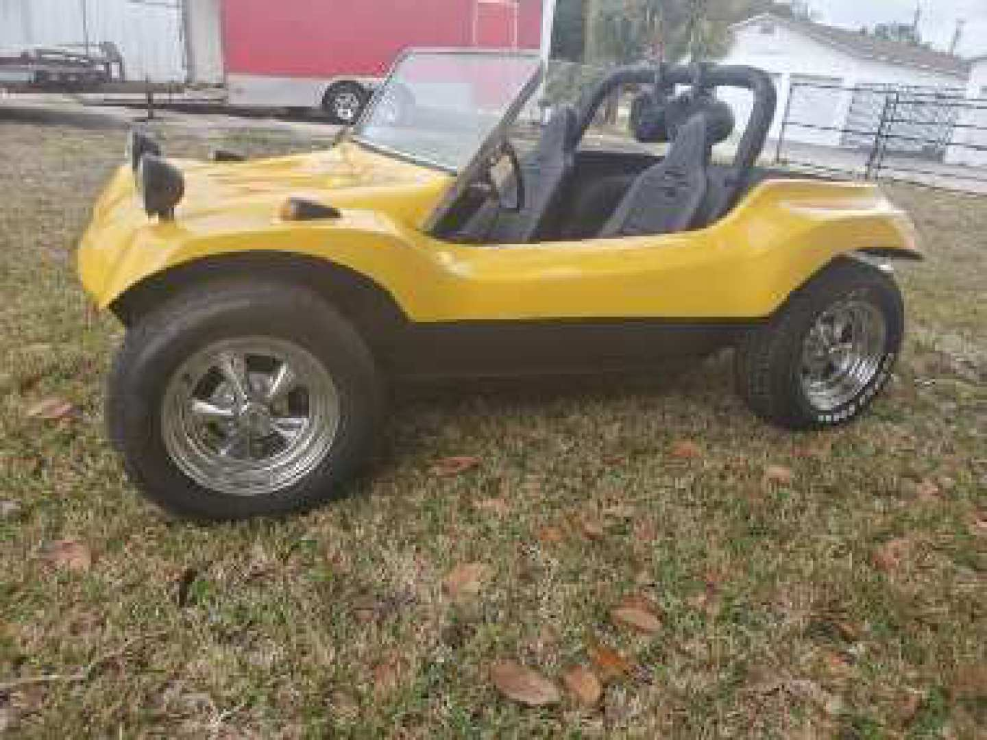 4th Image of a 1974 VOLKSWAGEN DUNEBUGGY