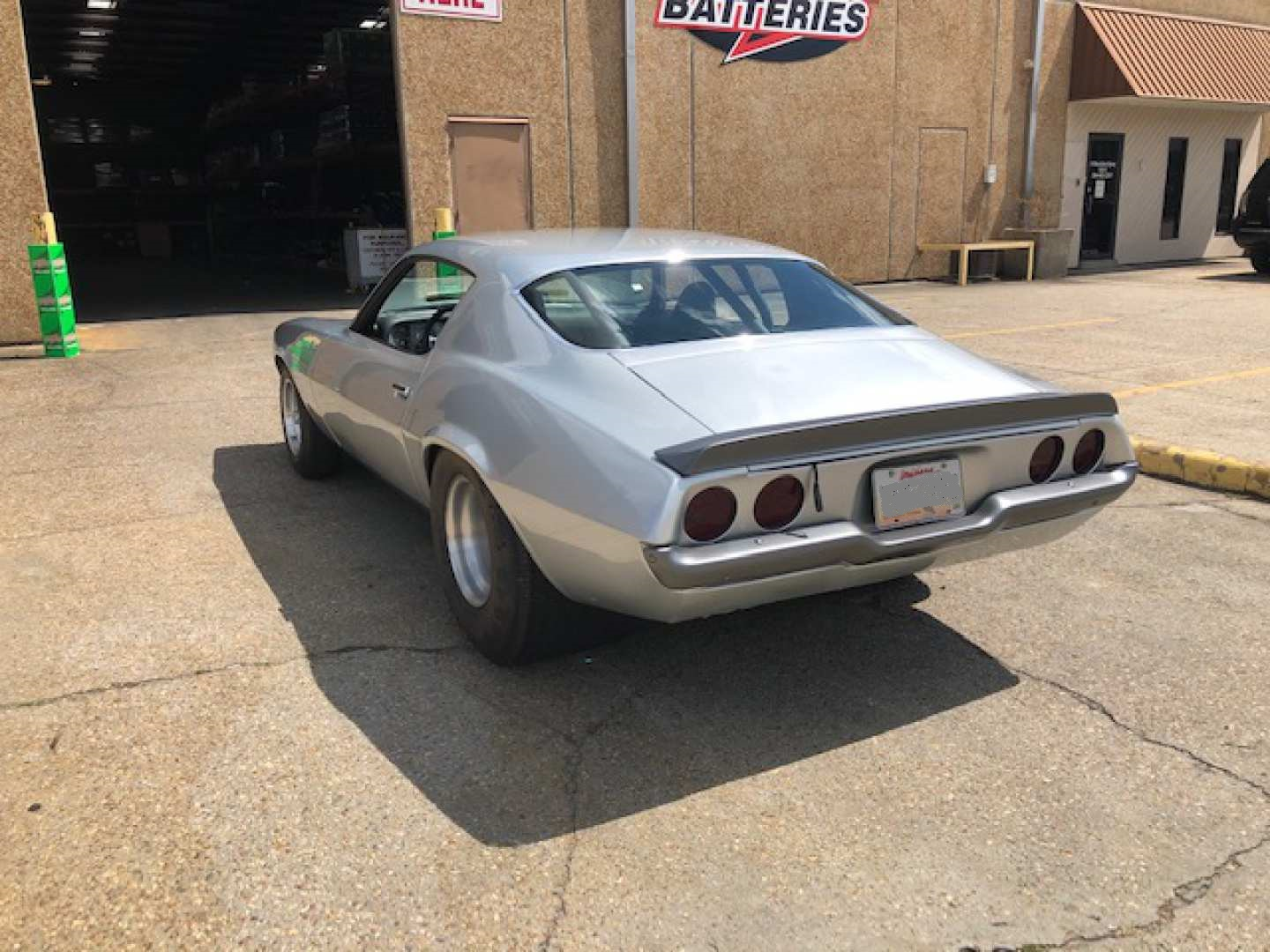 3rd Image of a 1971 CHEVROLET CAMARO