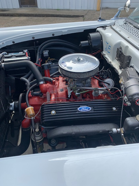 5th Image of a 1957 FORD RANCHERO