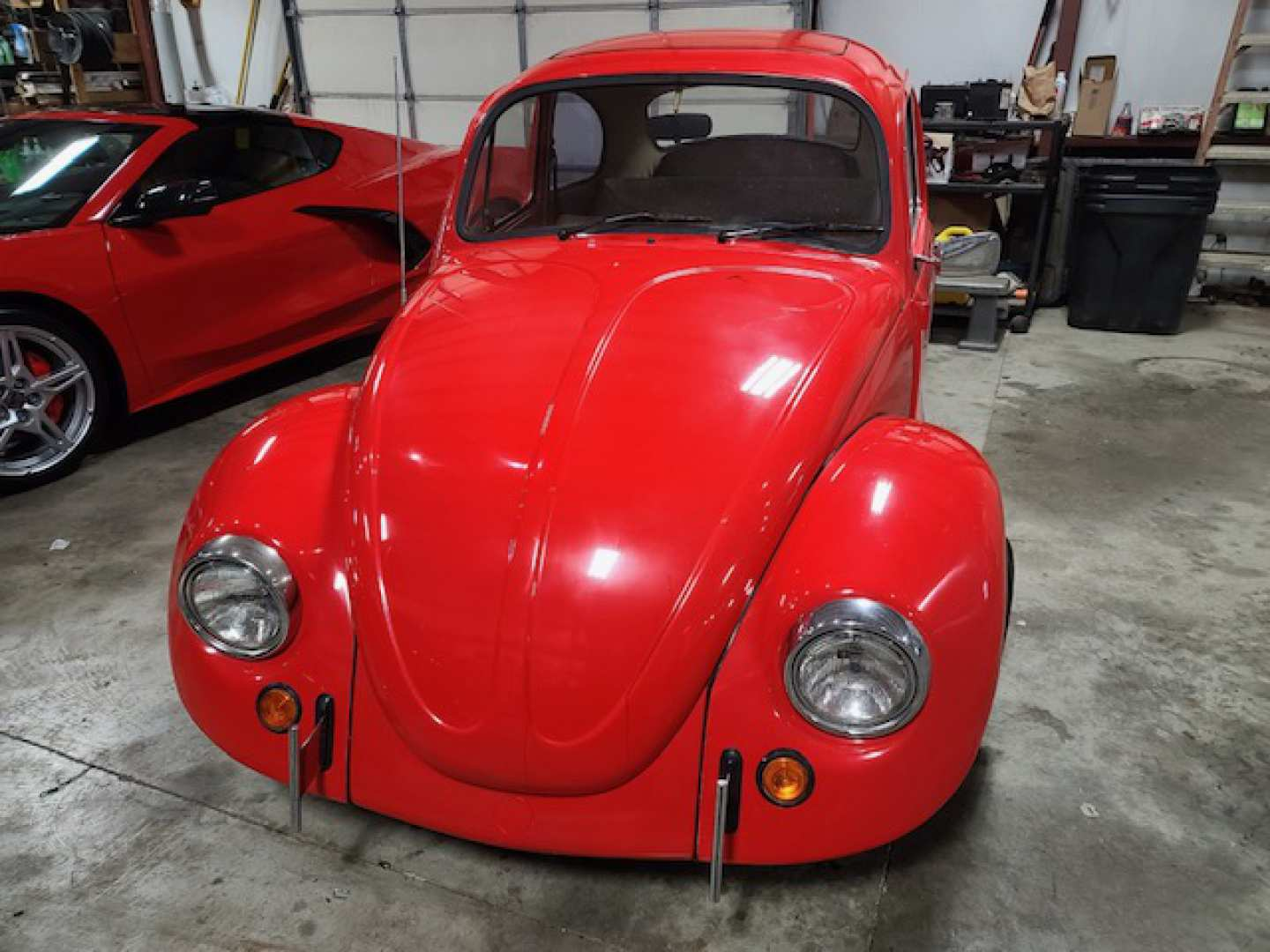 4th Image of a 1968 VOLKSWAGEN BEETLE