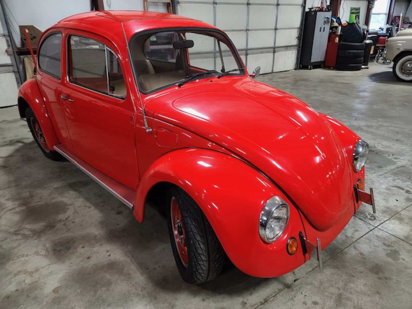 5th Image of a 1968 VOLKSWAGEN BEETLE