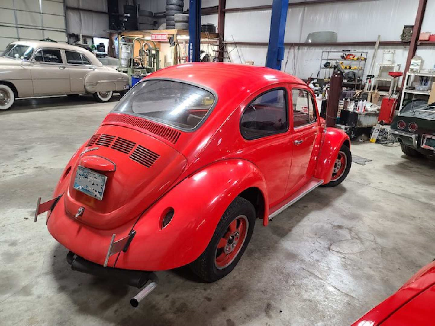 6th Image of a 1968 VOLKSWAGEN BEETLE