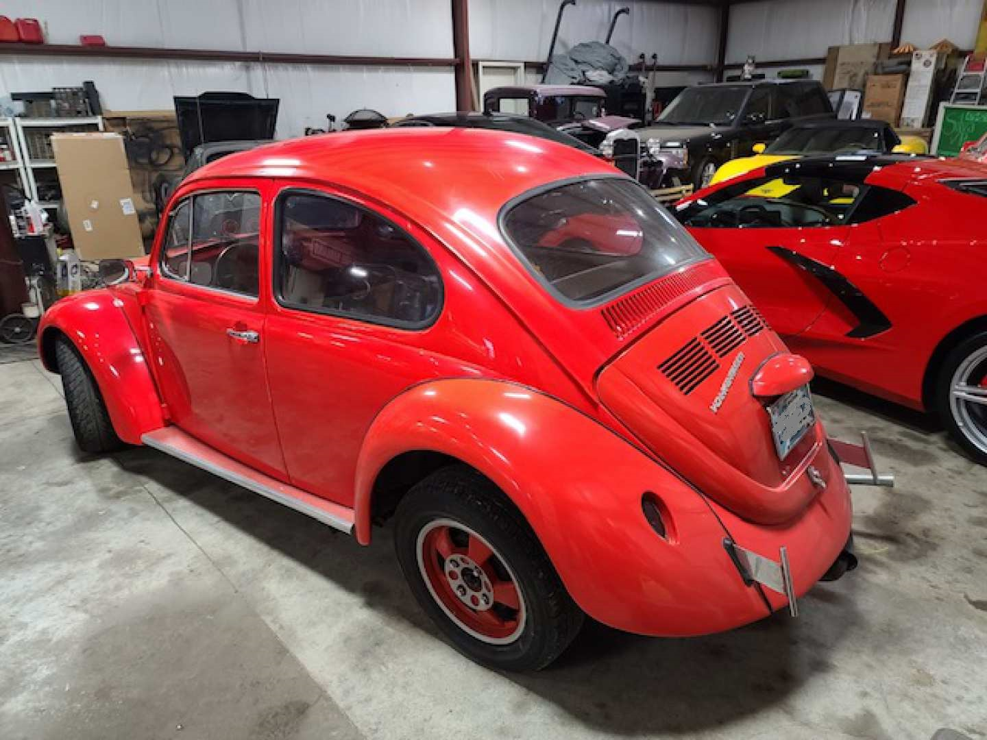 7th Image of a 1968 VOLKSWAGEN BEETLE
