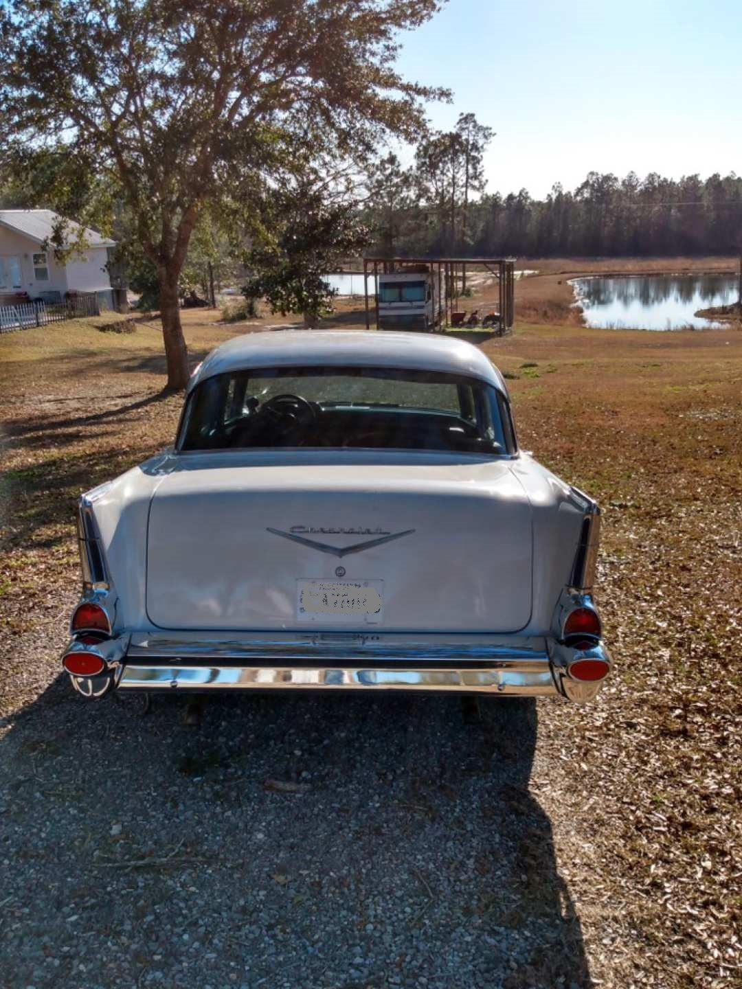 3rd Image of a 1957 CHEVROLET 150