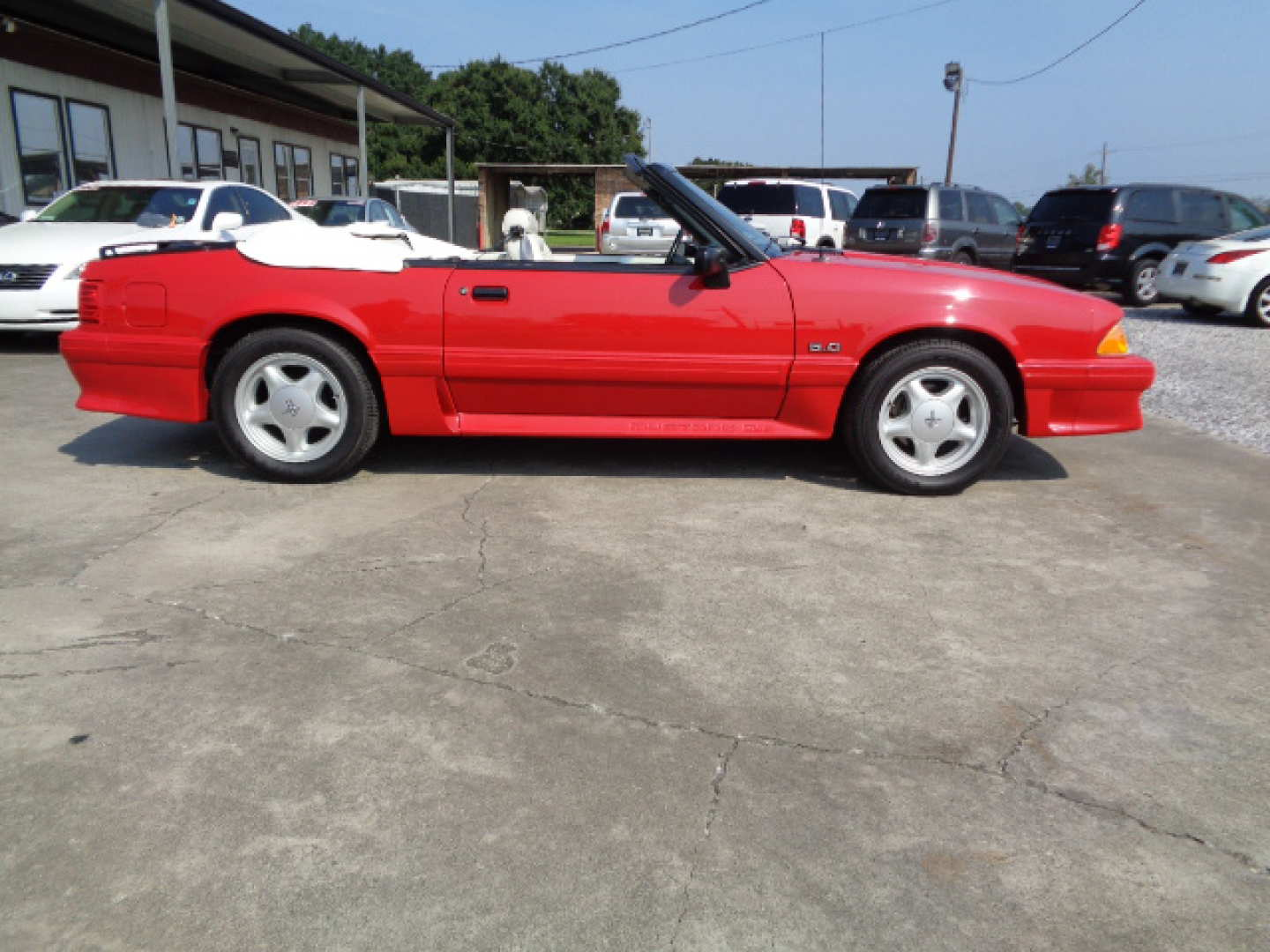 6th Image of a 1993 FORD MUSTANG GT