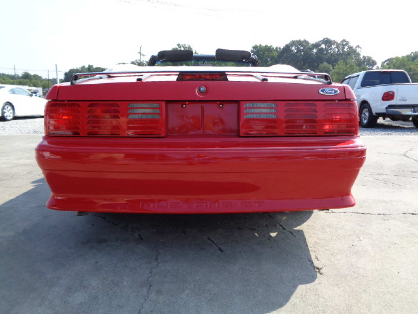 8th Image of a 1993 FORD MUSTANG GT