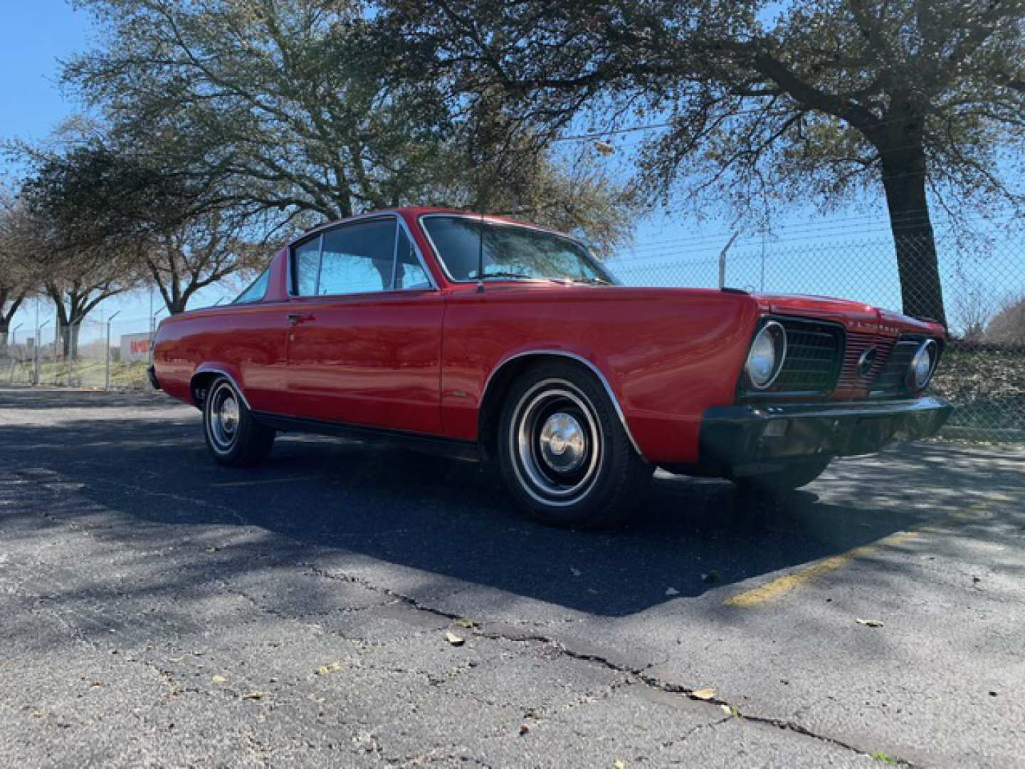 3rd Image of a 1966 PLYMOUTH BARRACUDA