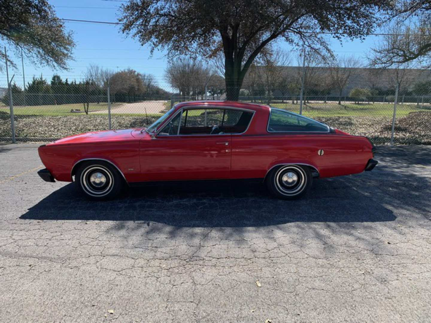 4th Image of a 1966 PLYMOUTH BARRACUDA