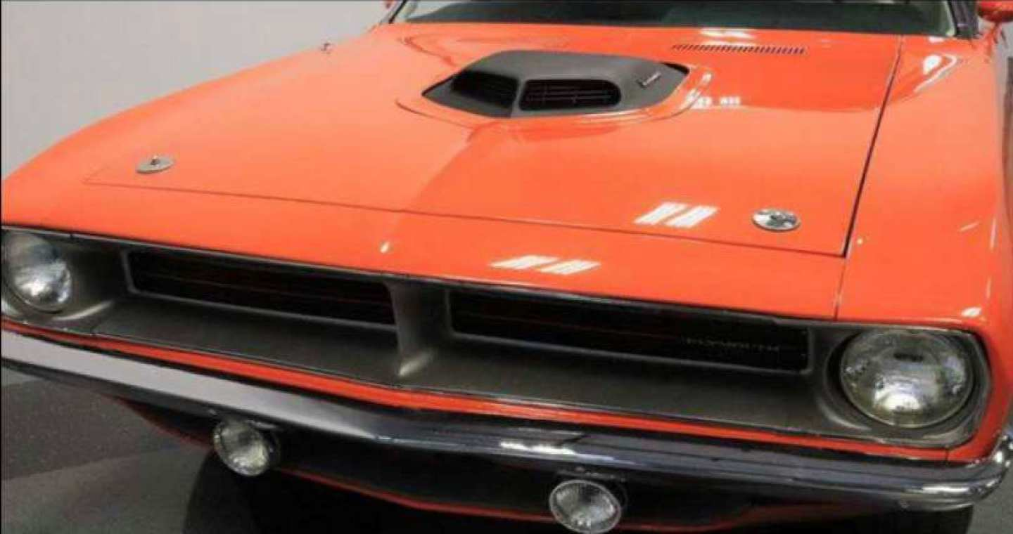 3rd Image of a 1970 PLYMOUTH CUDA