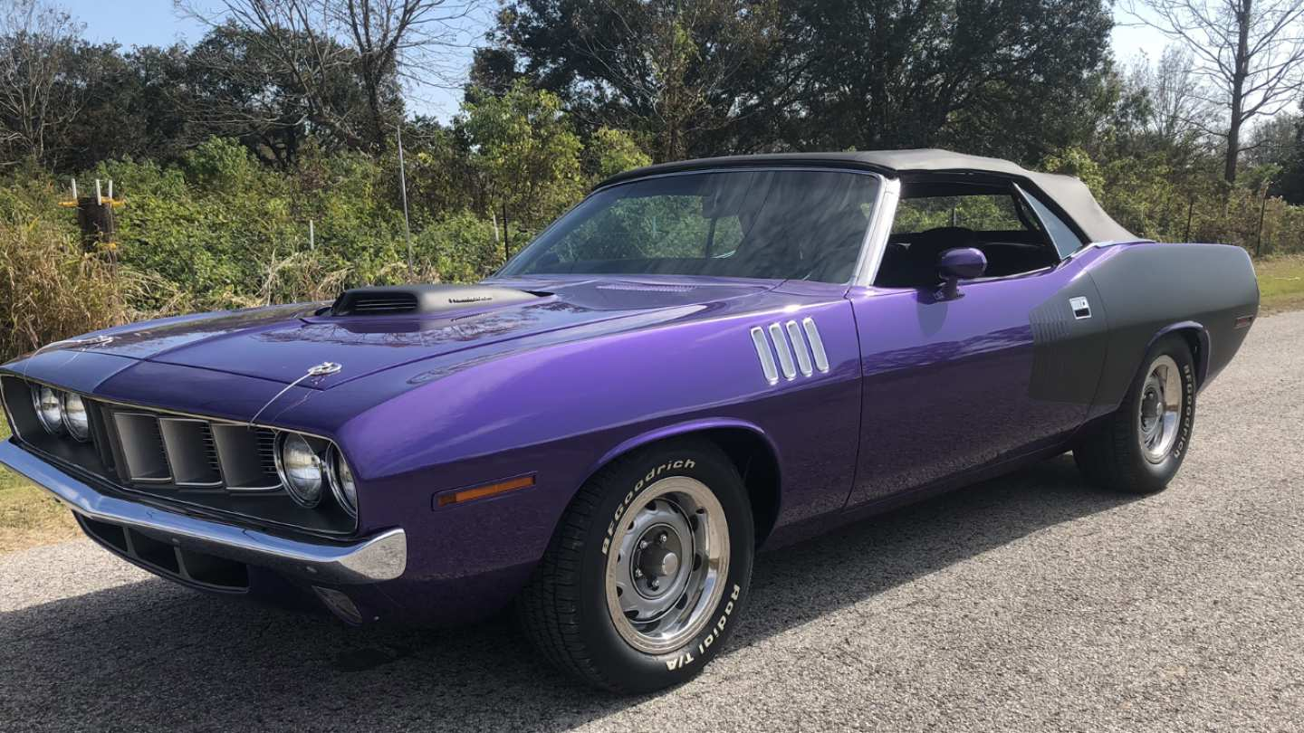 5th Image of a 1971 PLYMOUTH BARRACUDA