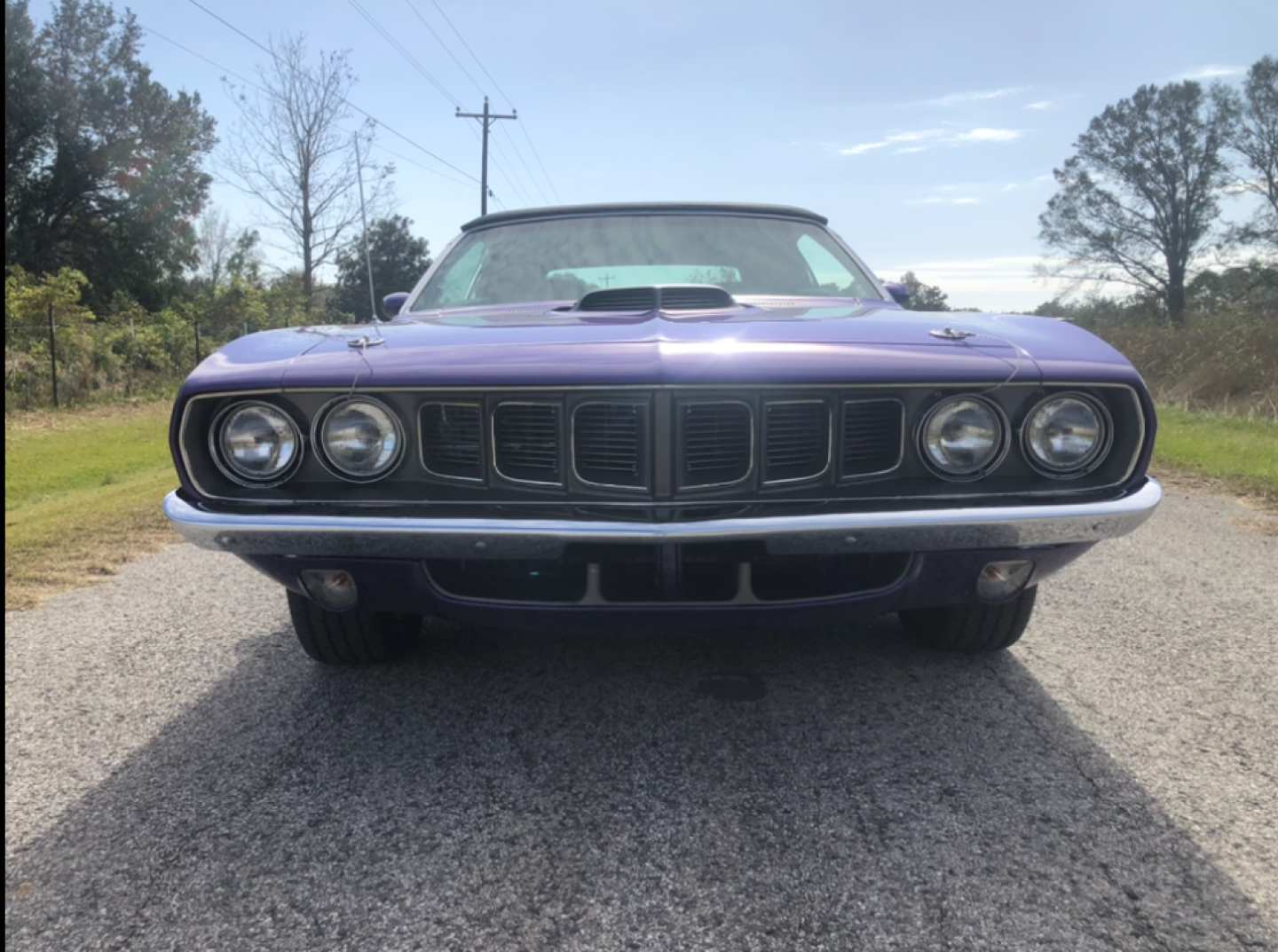 6th Image of a 1971 PLYMOUTH BARRACUDA