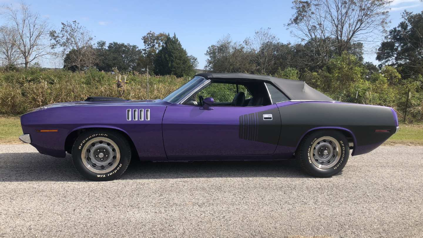 7th Image of a 1971 PLYMOUTH BARRACUDA