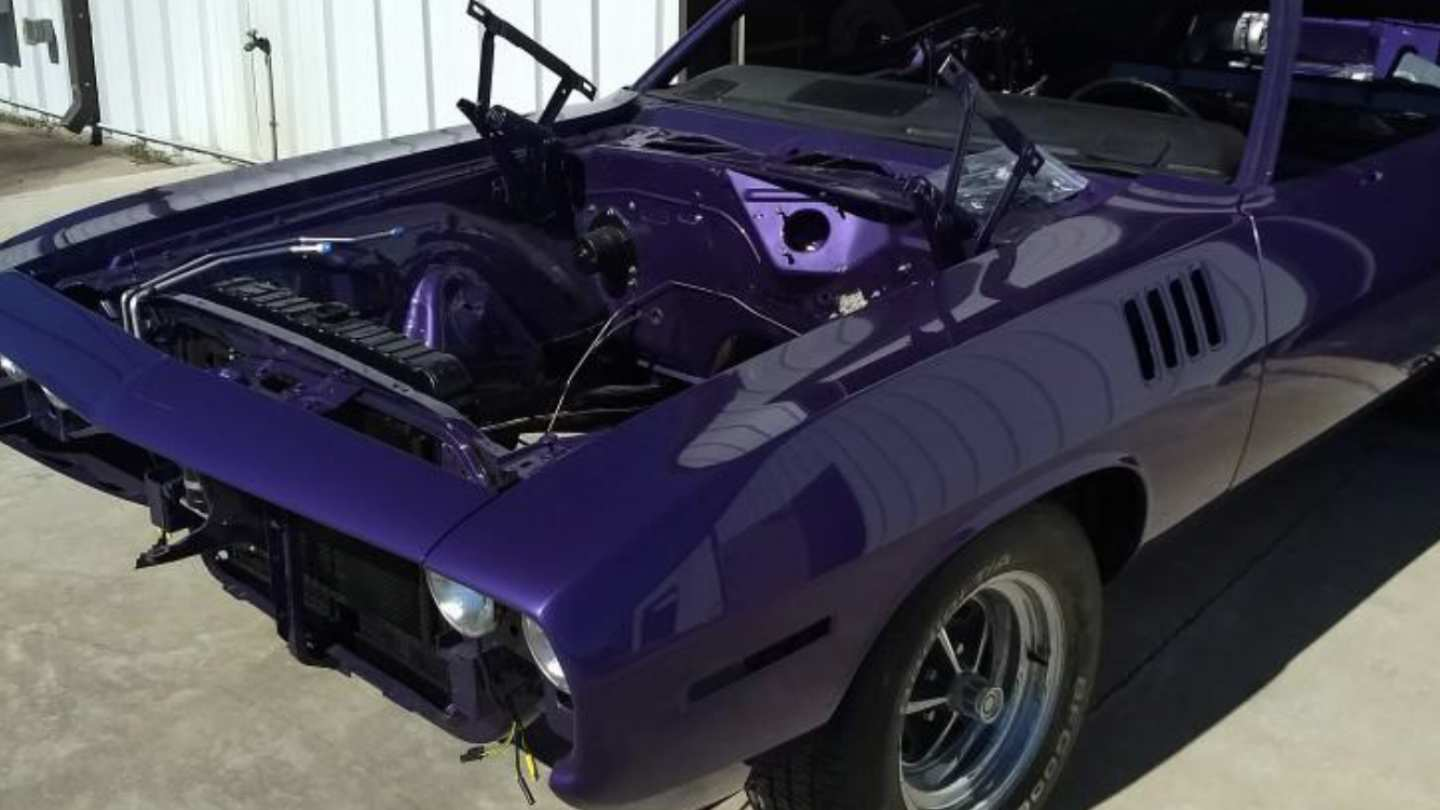 17th Image of a 1971 PLYMOUTH BARRACUDA