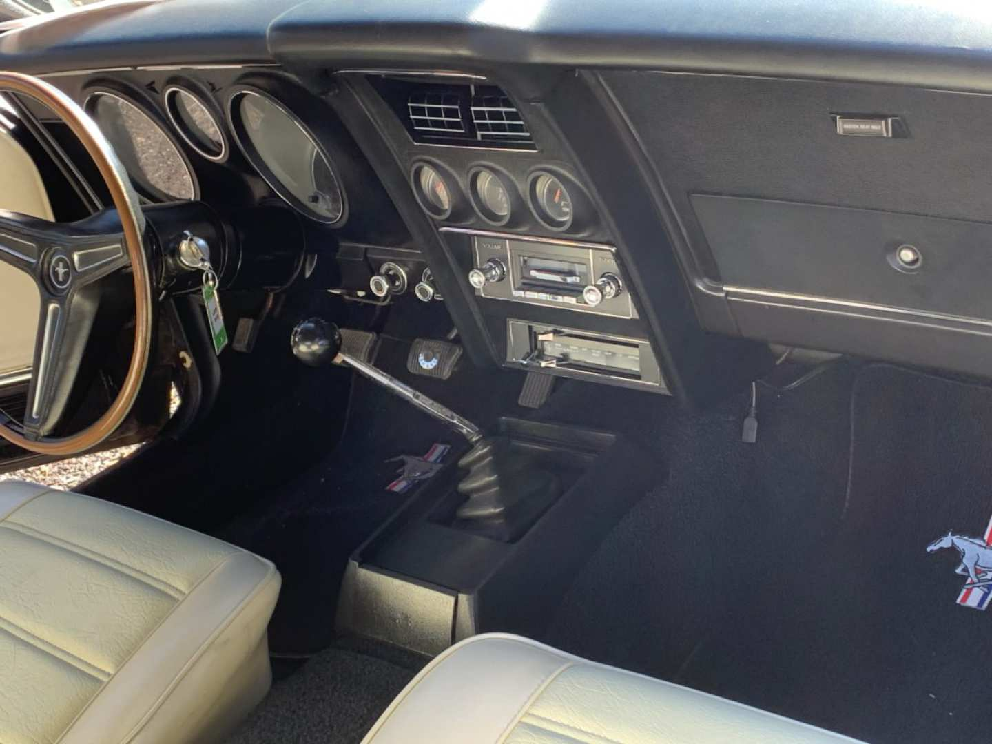 6th Image of a 1973 FORD MUSTANG