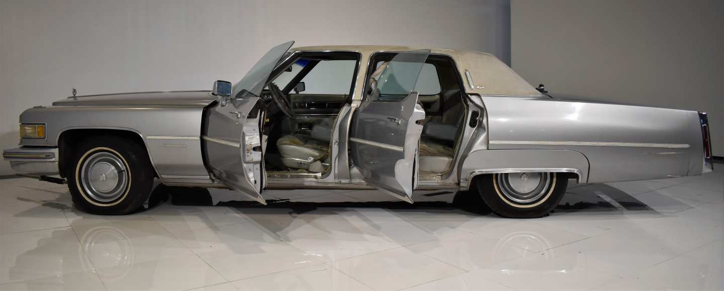 4th Image of a 1976 CADILLAC BROUGHAM
