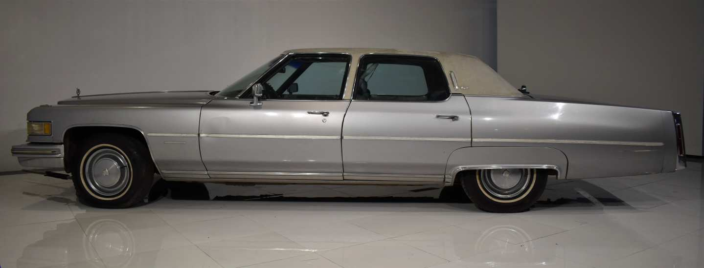 16th Image of a 1976 CADILLAC BROUGHAM