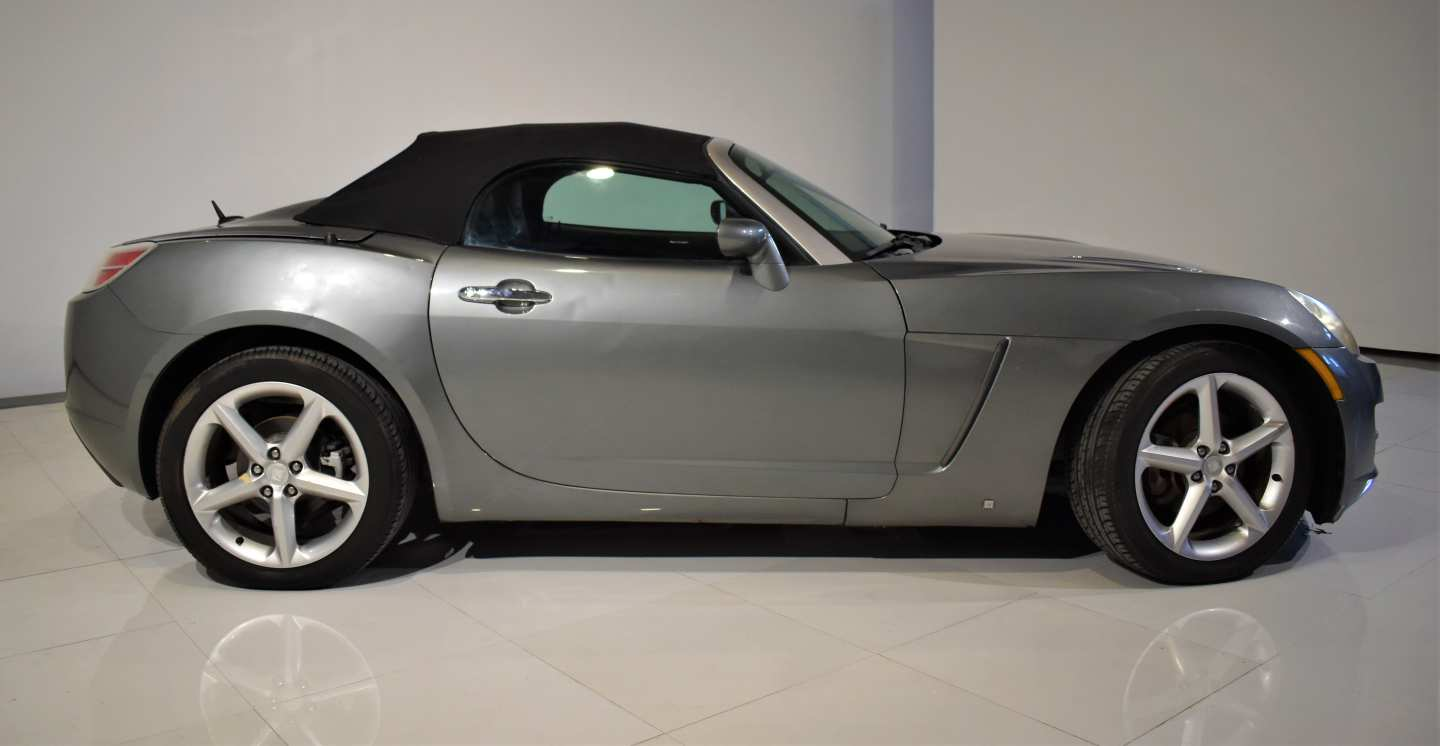 5th Image of a 2007 SATURN SKY