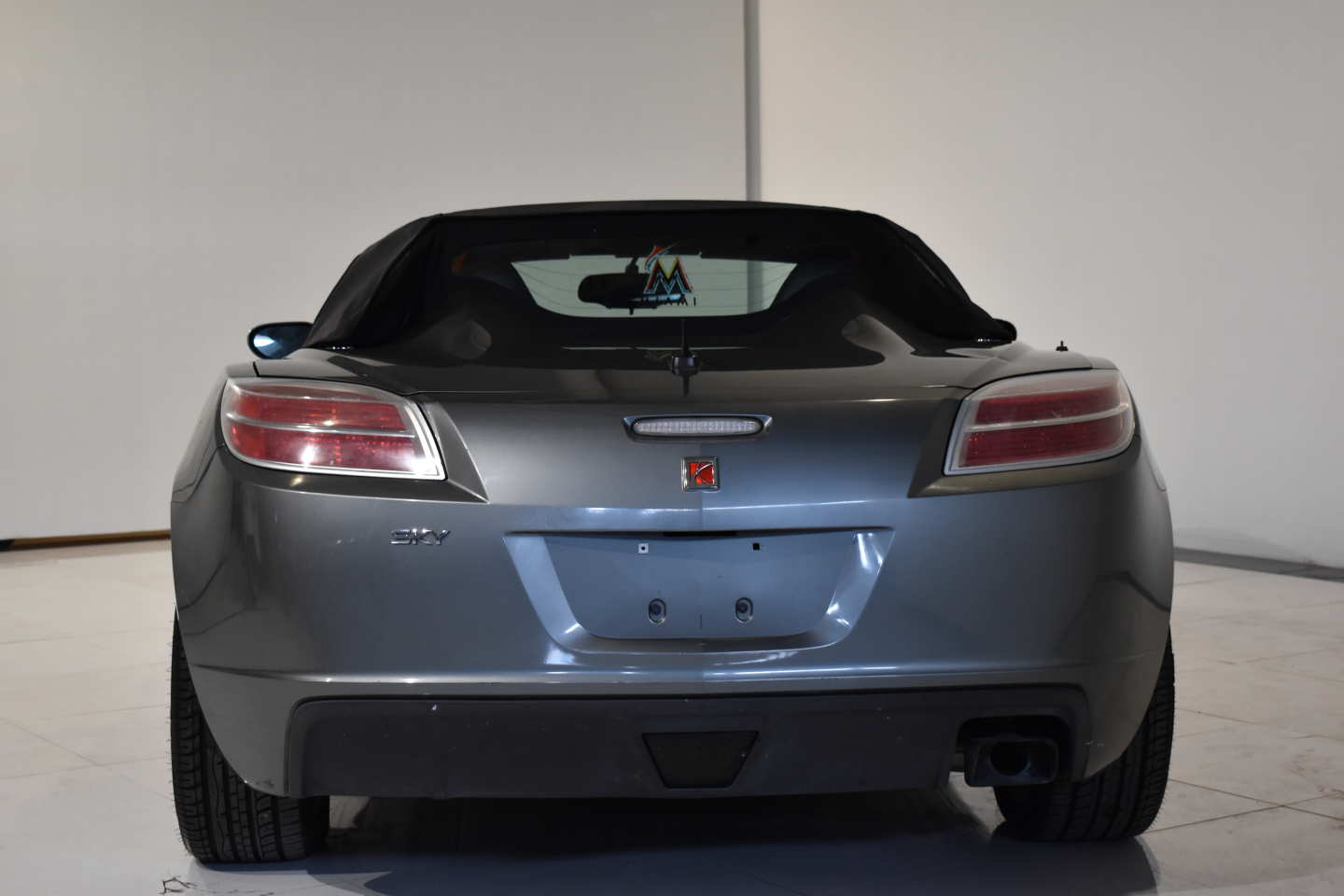 7th Image of a 2007 SATURN SKY