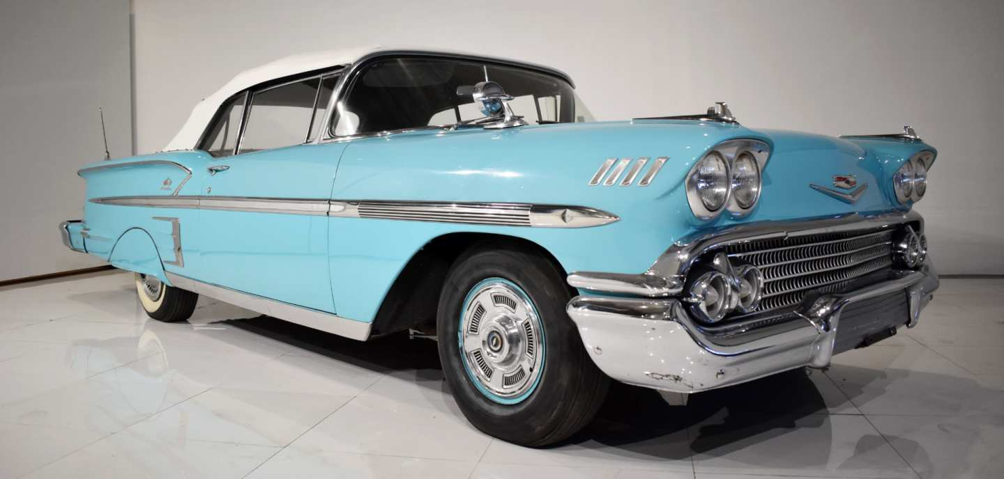 1st Image of a 1958 CHEVROLET IMPALA