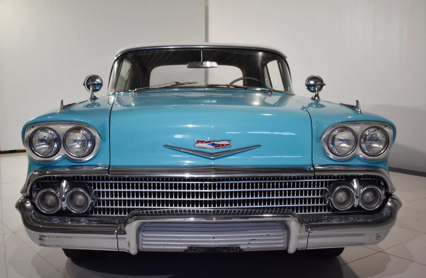 2nd Image of a 1958 CHEVROLET IMPALA