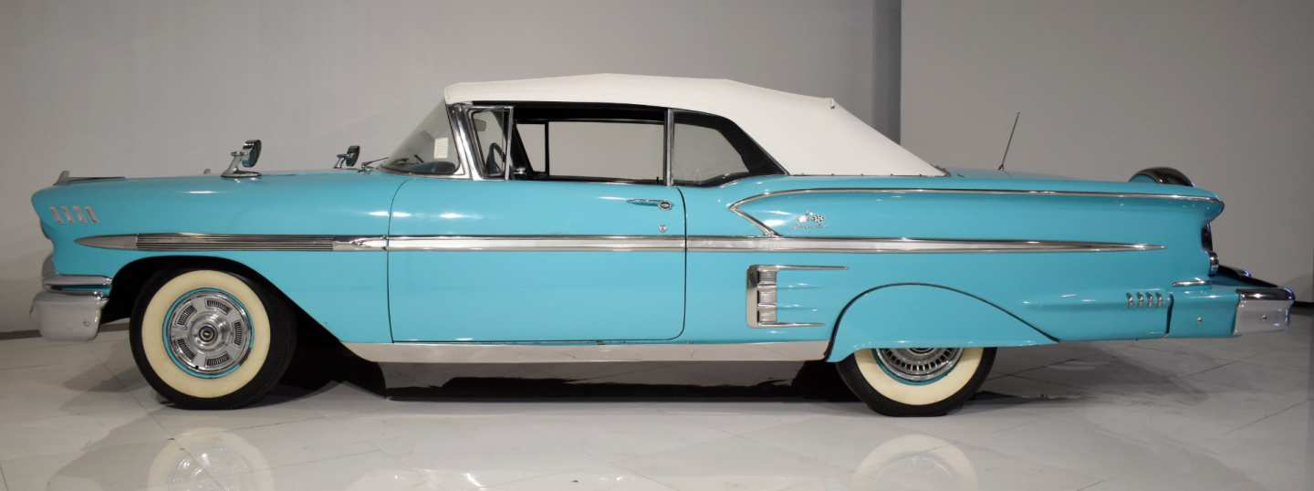 6th Image of a 1958 CHEVROLET IMPALA