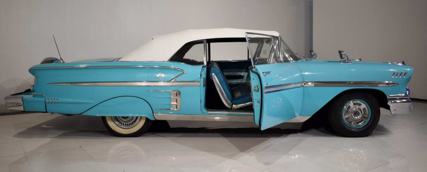 7th Image of a 1958 CHEVROLET IMPALA
