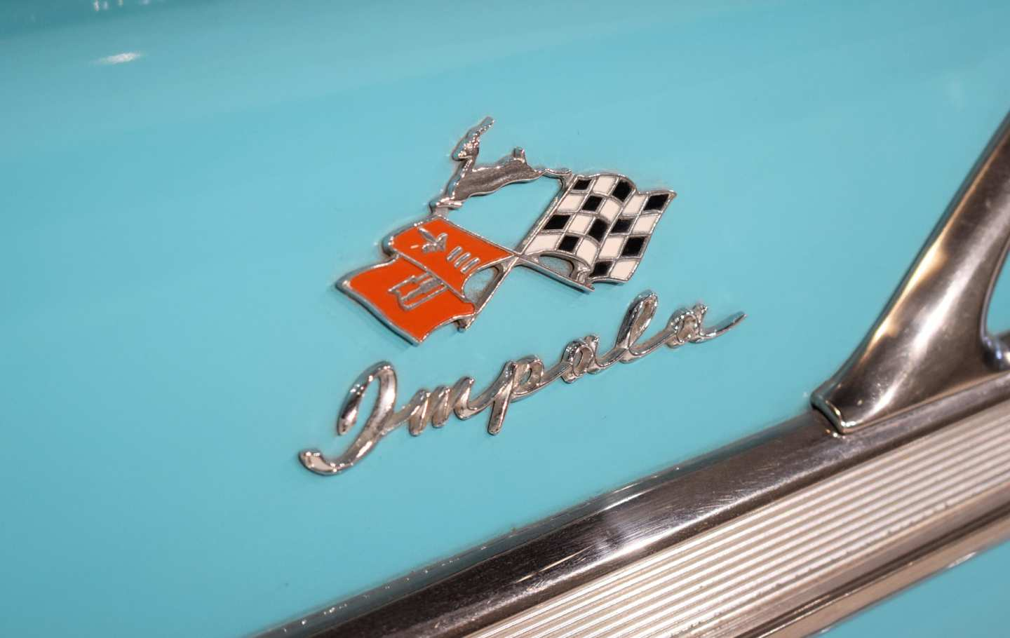 9th Image of a 1958 CHEVROLET IMPALA