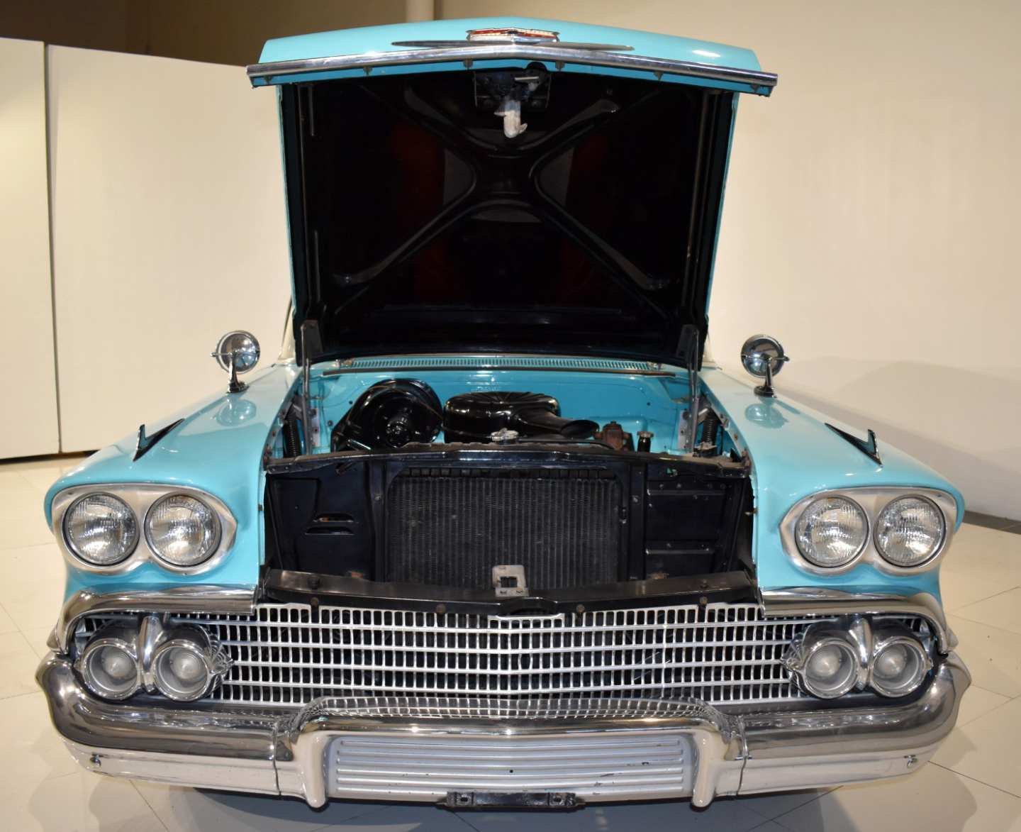 22nd Image of a 1958 CHEVROLET IMPALA