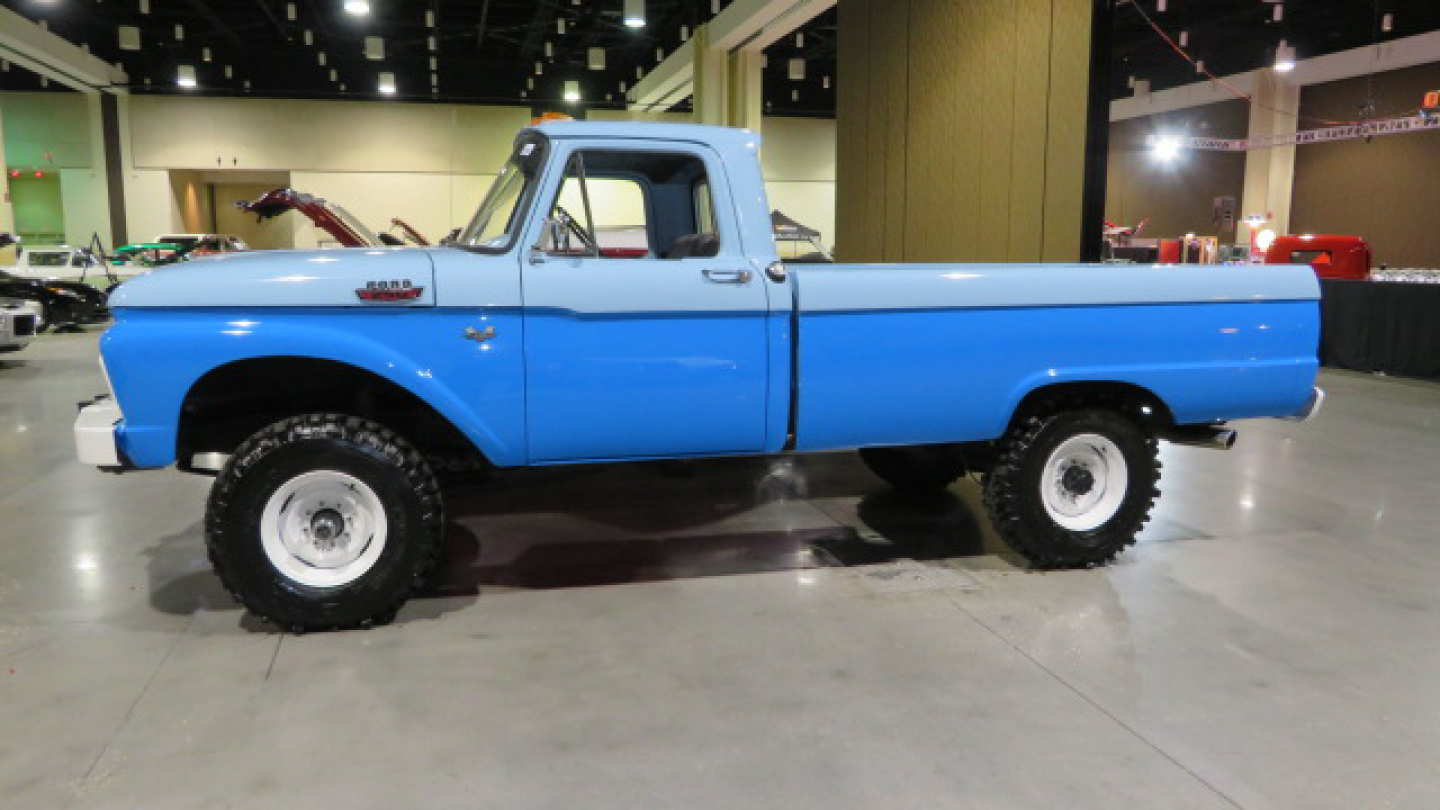 4th Image of a 1962 FORD F250