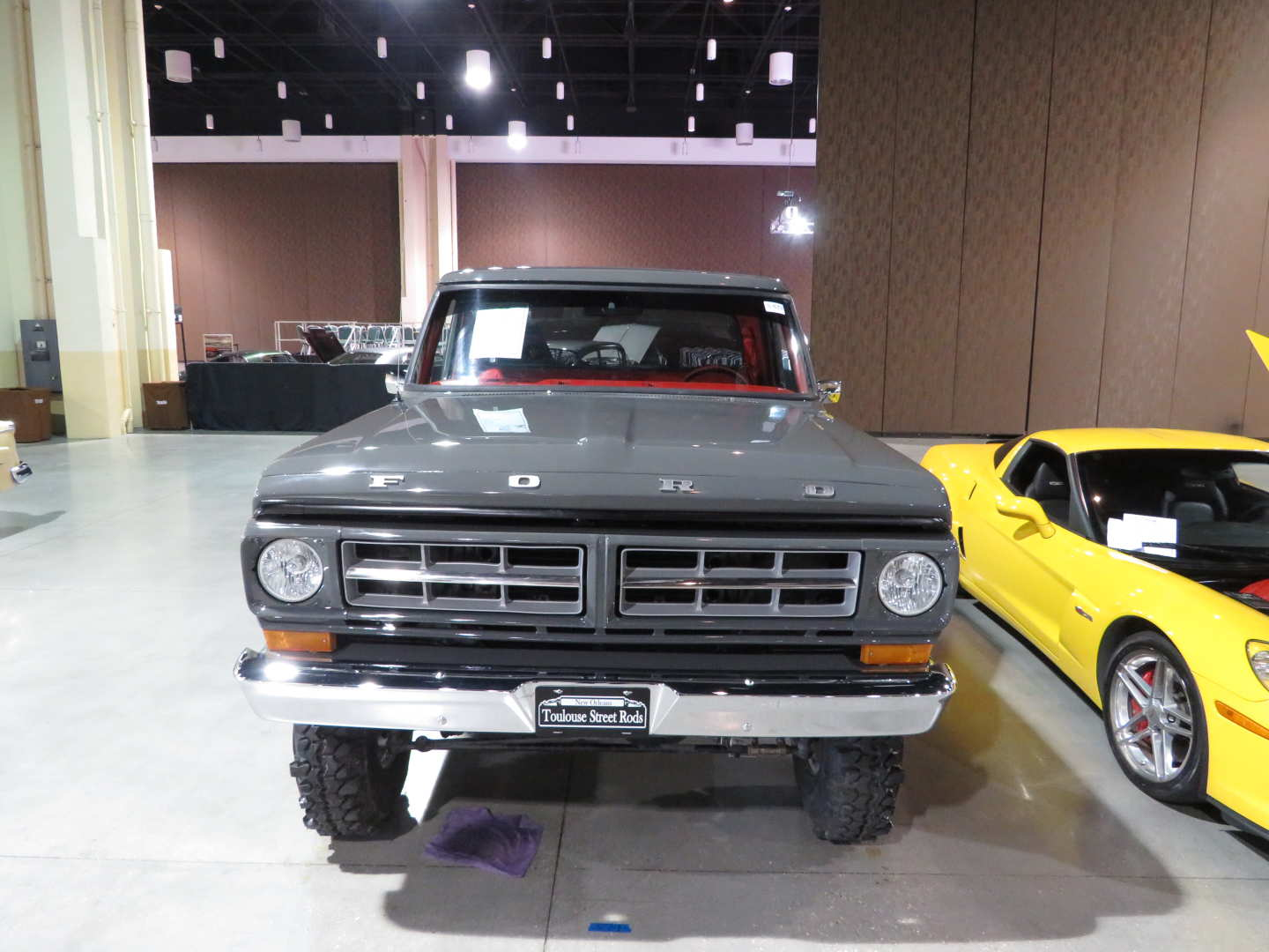 5th Image of a 1971 FORD F100
