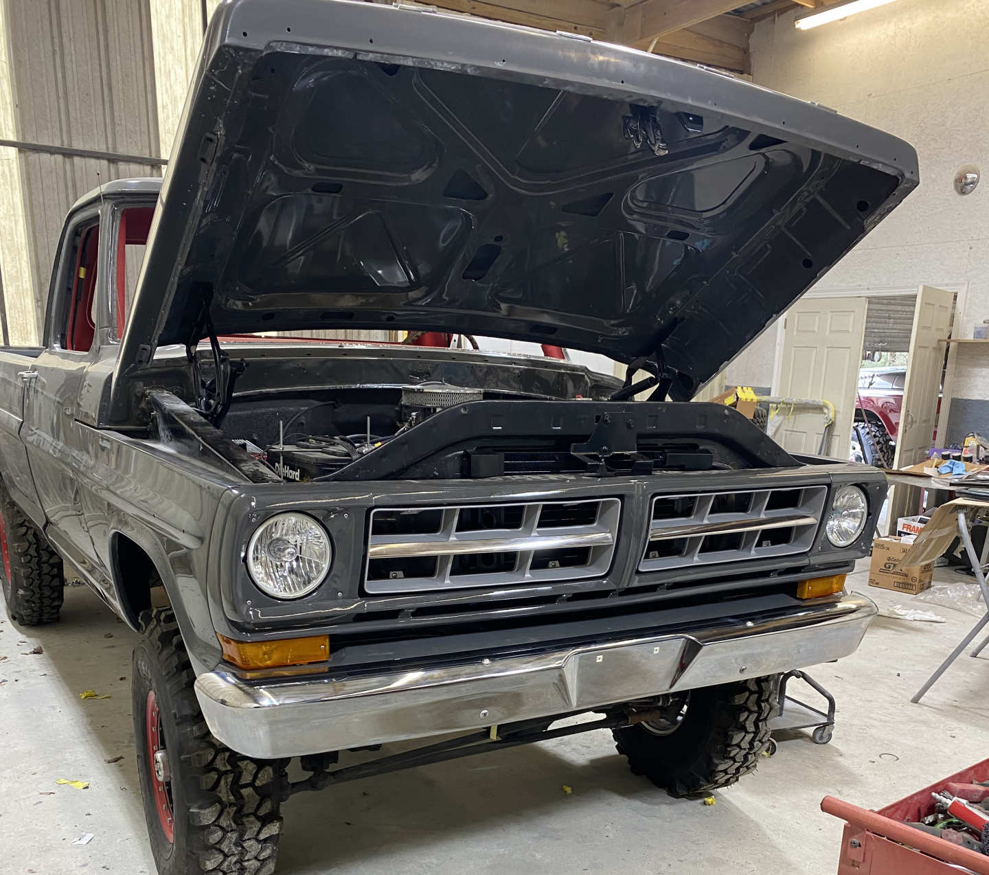 10th Image of a 1971 FORD F100