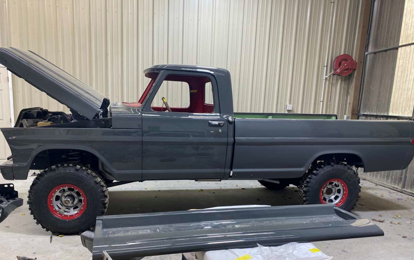 20th Image of a 1971 FORD F100