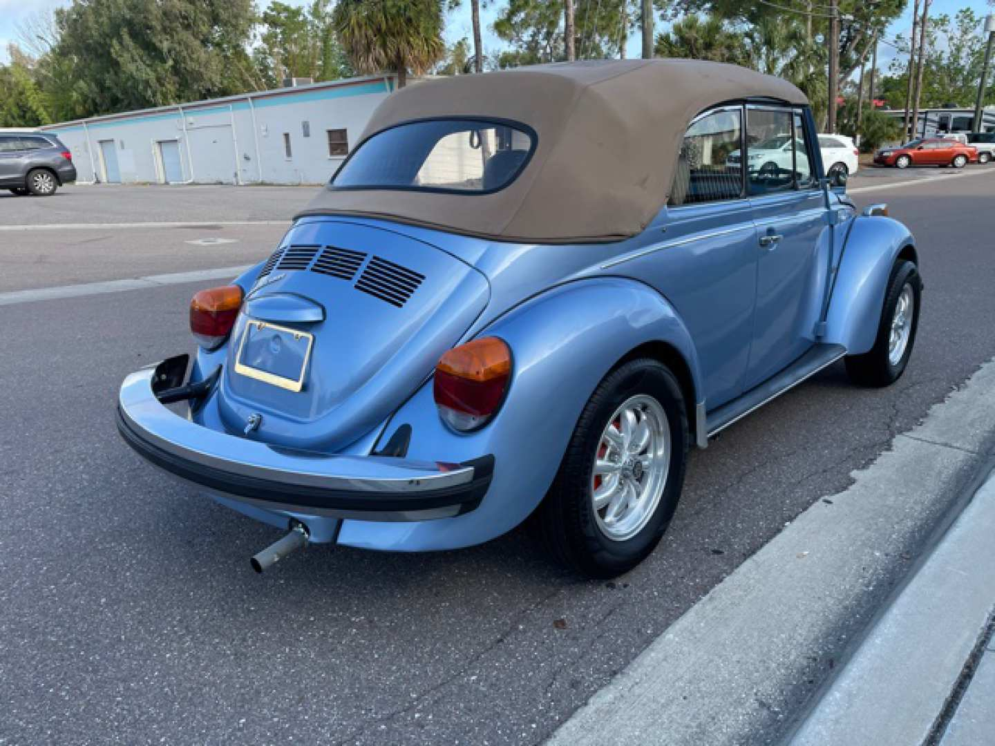 2nd Image of a 1979 VOLKSWAGEN BEETLE