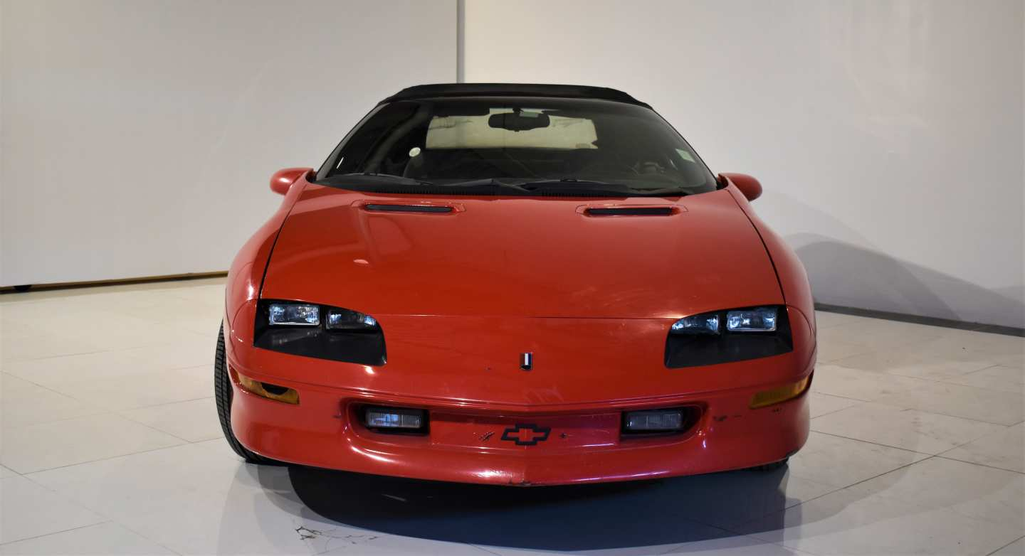 2nd Image of a 1995 CHEVROLET CAMARO