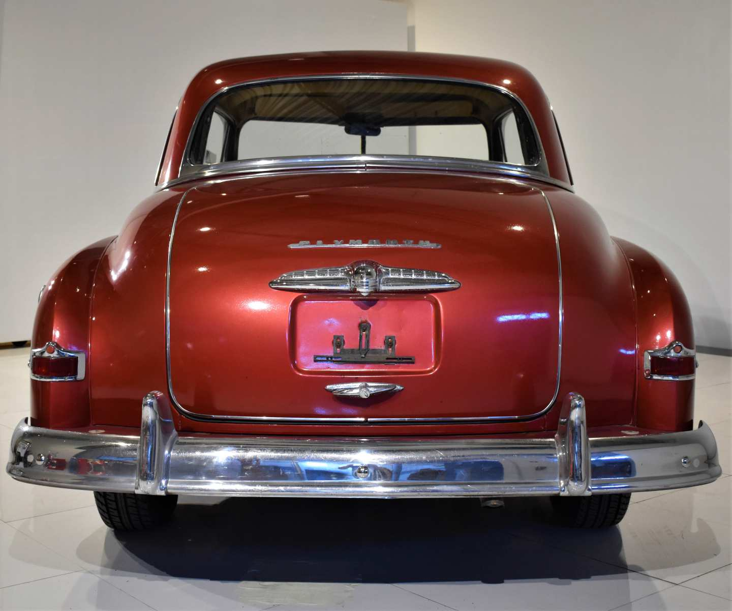 4th Image of a 1950 PLYMOUTH DELUXE