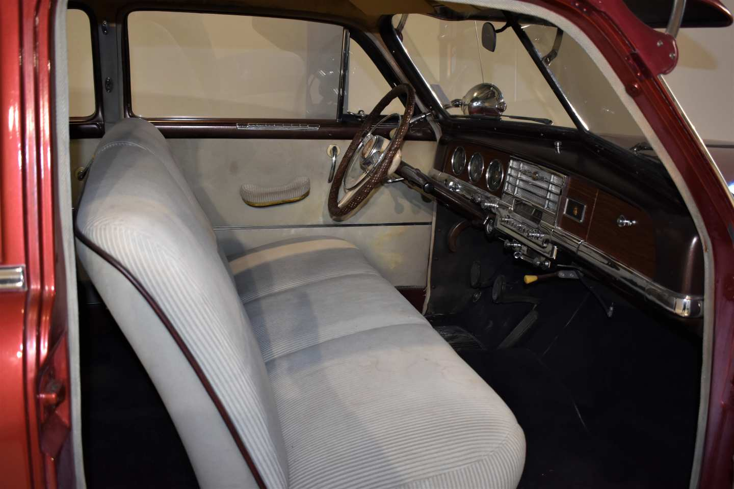 8th Image of a 1950 PLYMOUTH DELUXE