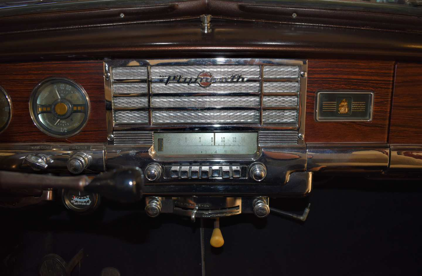 10th Image of a 1950 PLYMOUTH DELUXE