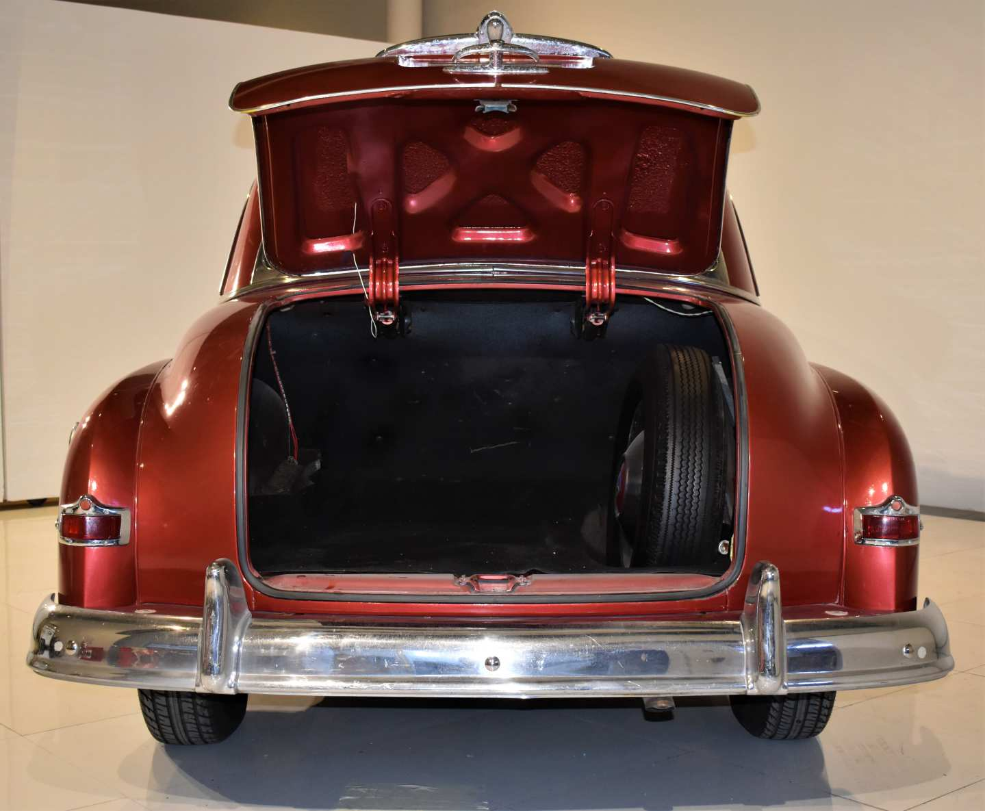 14th Image of a 1950 PLYMOUTH DELUXE