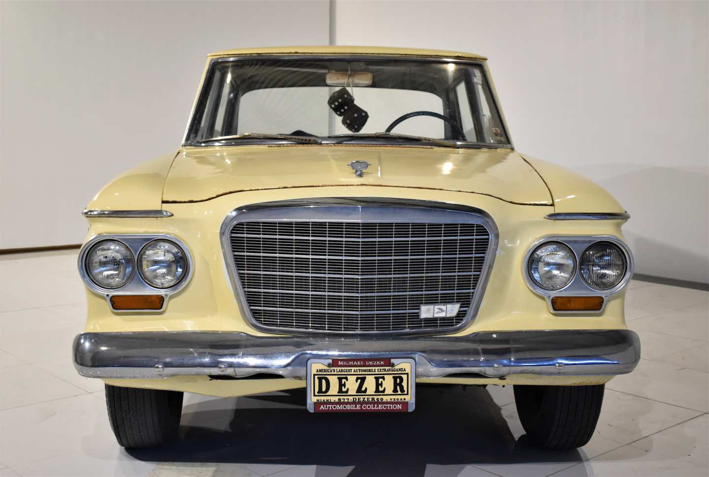 6th Image of a 1963 STUDEBAKER LARK