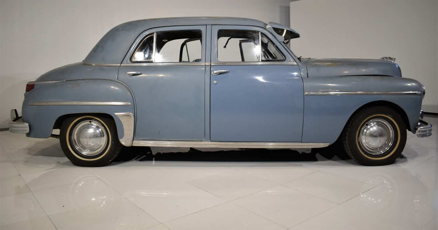4th Image of a 1949 PLYMOUTH SPECIAL