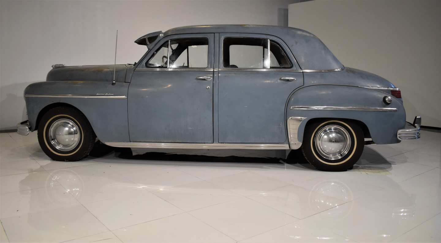 5th Image of a 1949 PLYMOUTH SPECIAL