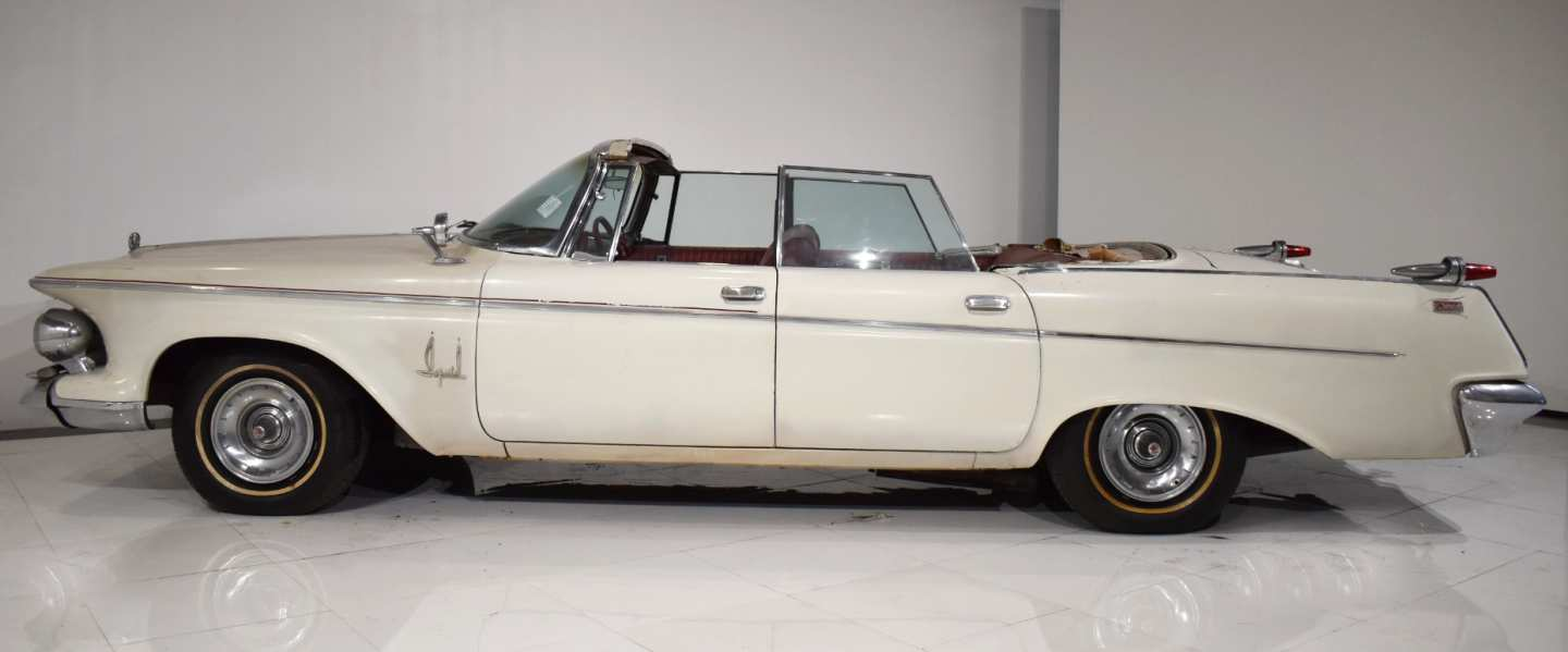 3rd Image of a 1962 CHRYSLER IMPERIAL