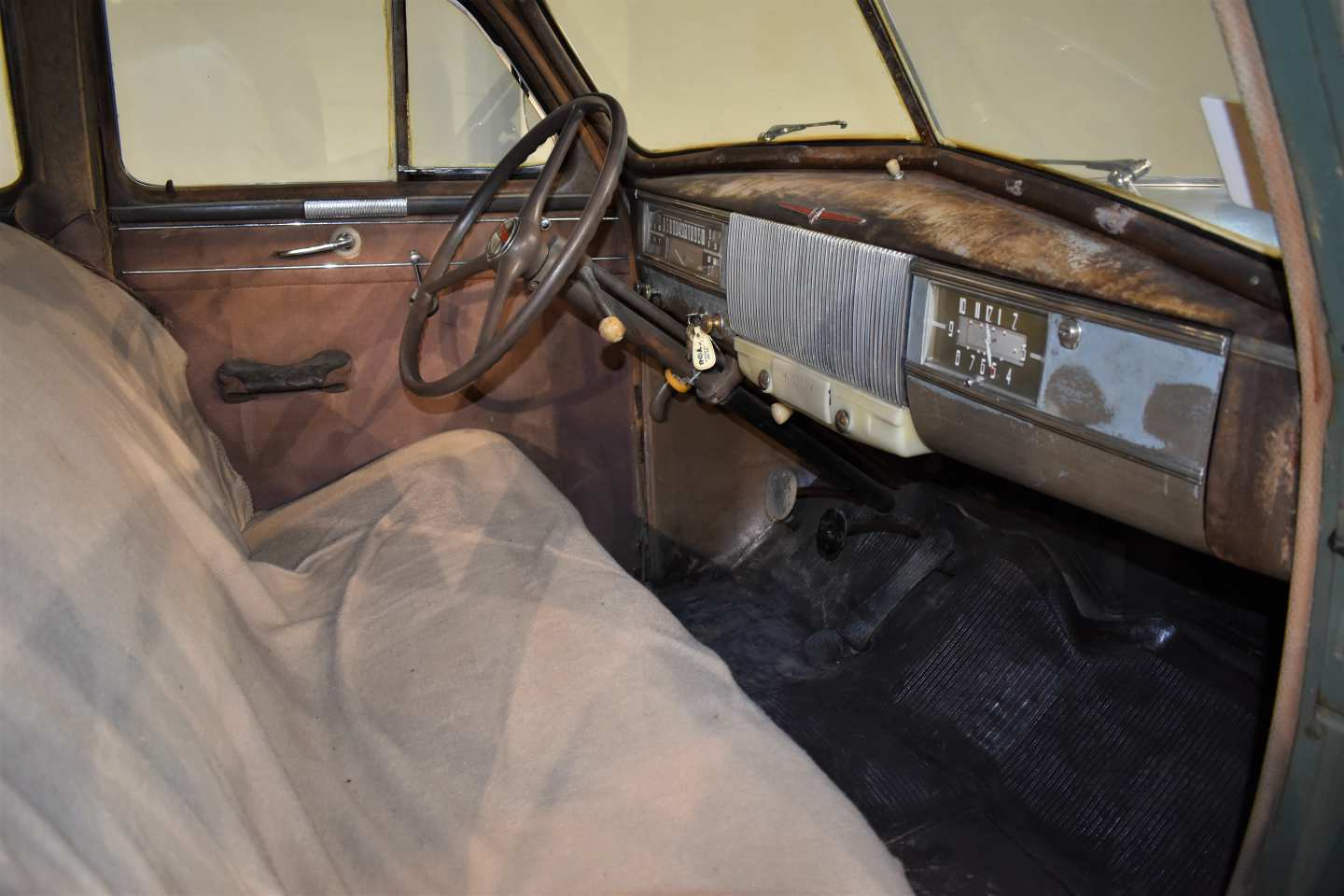 9th Image of a 1940 OLDSMOBILE 60 SERIES