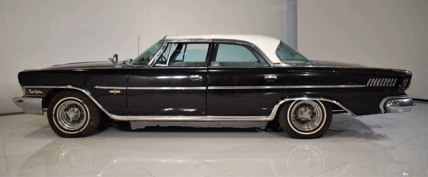 2nd Image of a 1962 CHRYSLER NEW YORKER