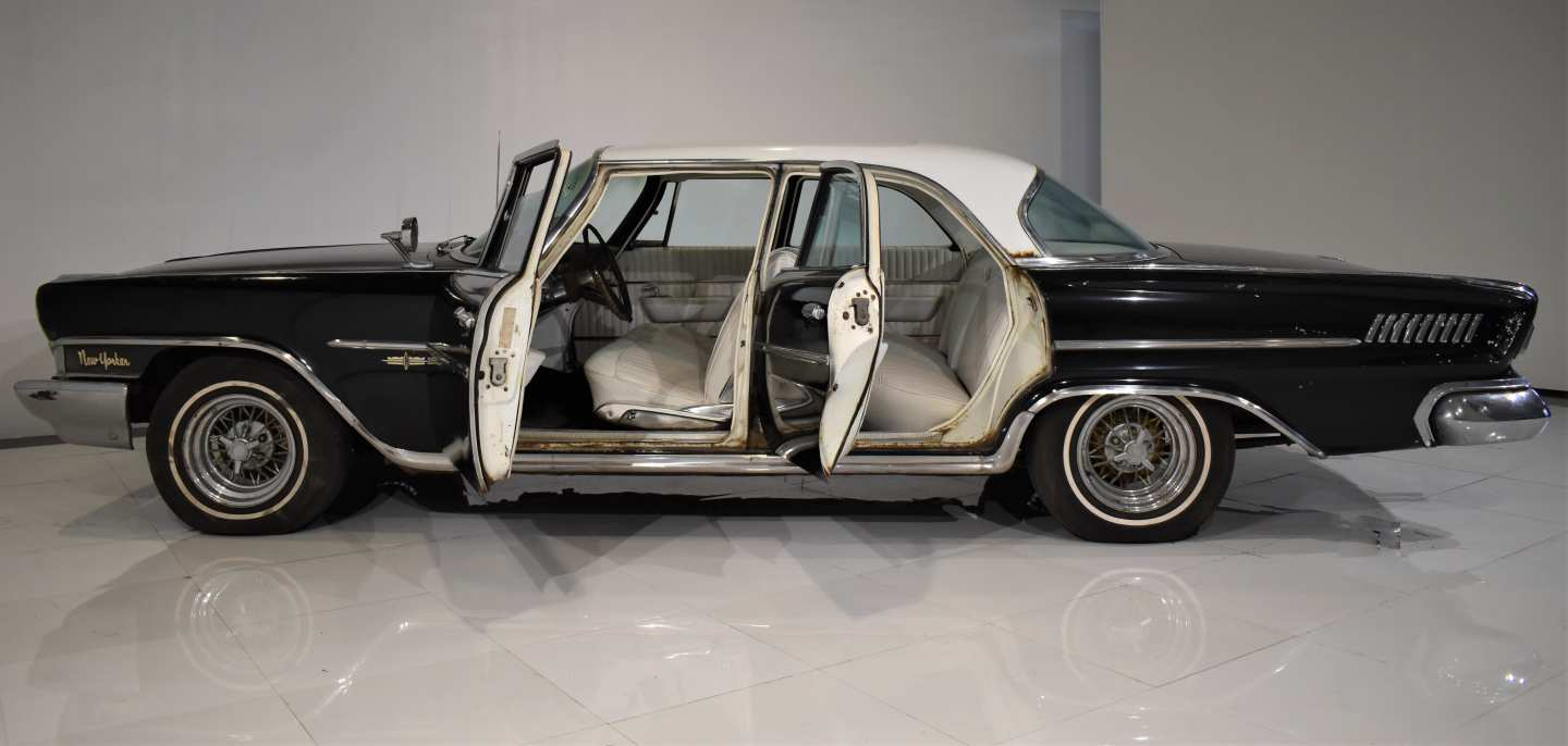 6th Image of a 1962 CHRYSLER NEW YORKER