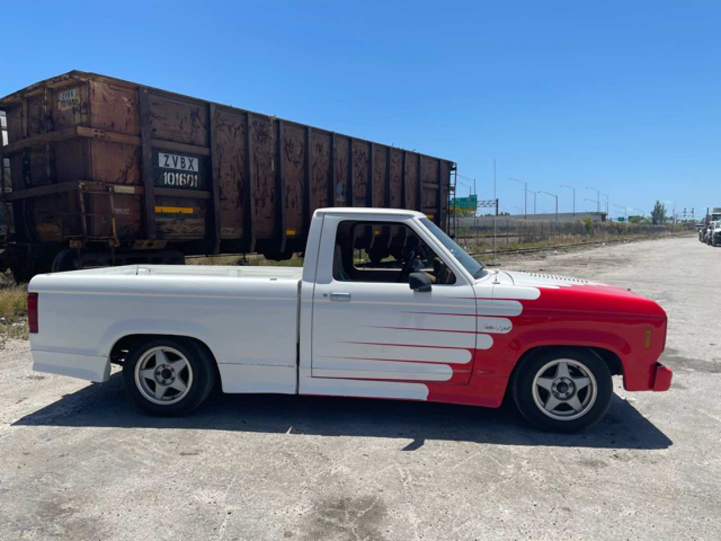 4th Image of a 1984 FORD RANGER