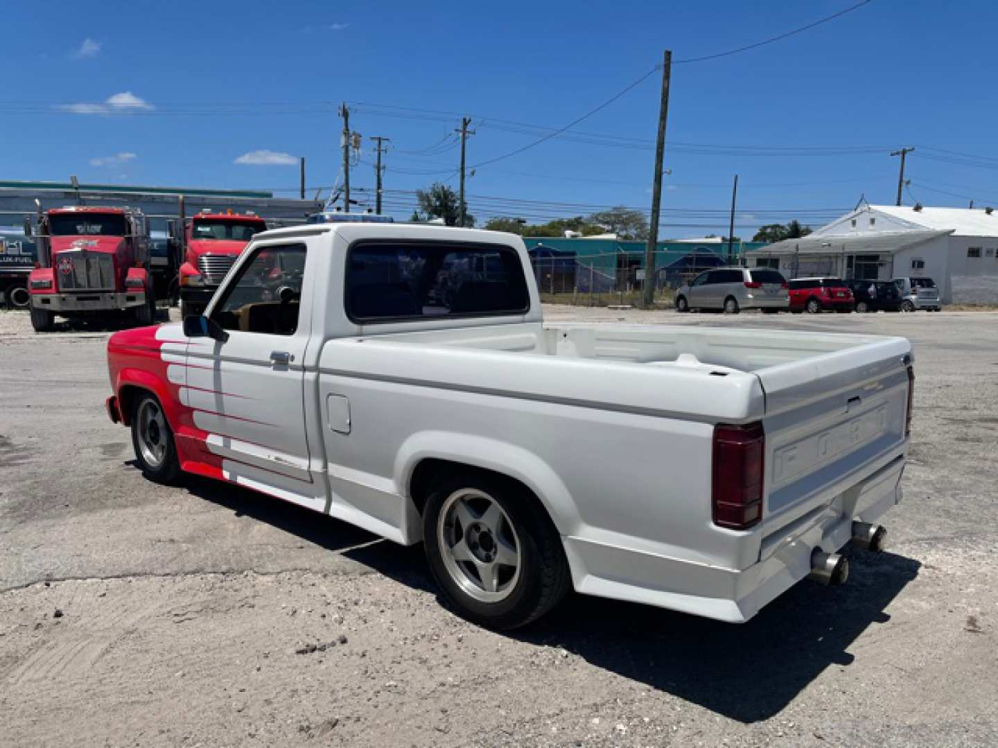 5th Image of a 1984 FORD RANGER